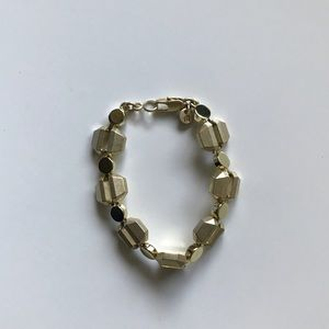 Madewell Hexagon Bracelet
